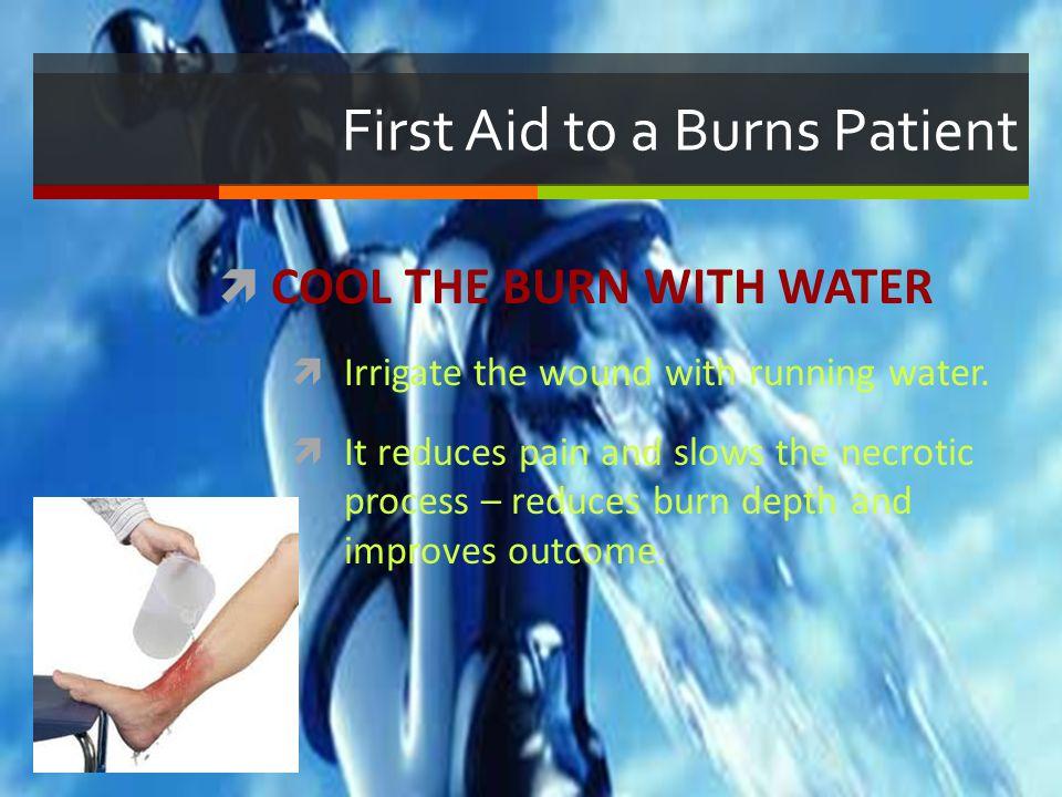 Definitive Burn Surgery  Debride devitalised skin and blisters  Skin grafts – Autograft is preferred.