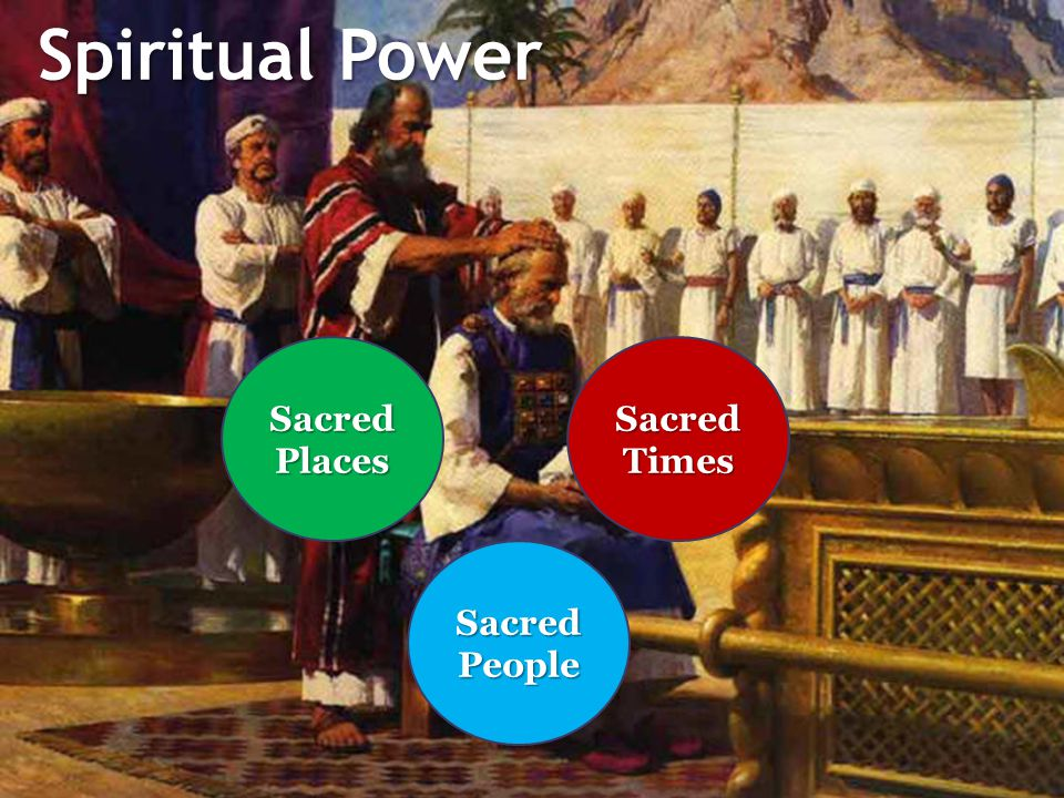 Spiritual Power SacredPlacesSacredTimes SacredPeople