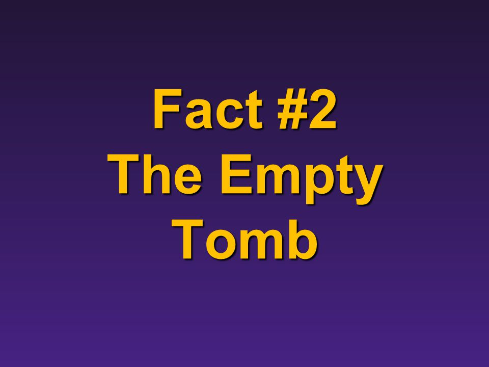 1. Jesus' Burial Summary On the basis of: On the basis of: 1.1.
