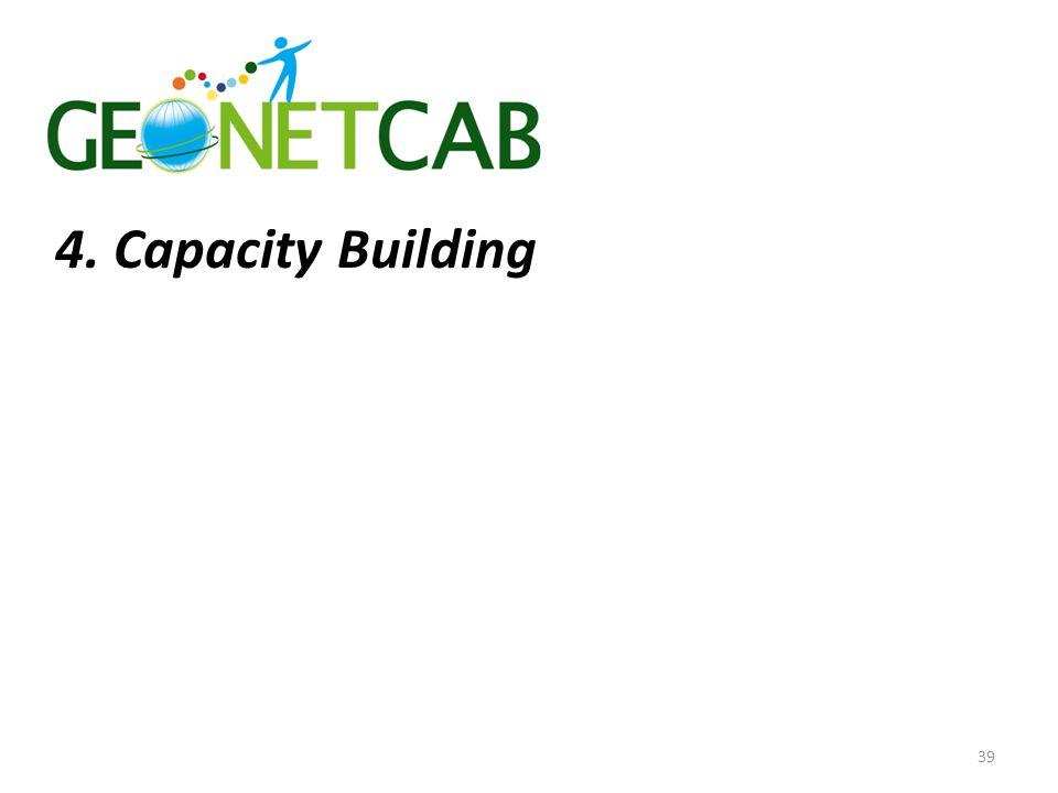 4. Capacity Building 39