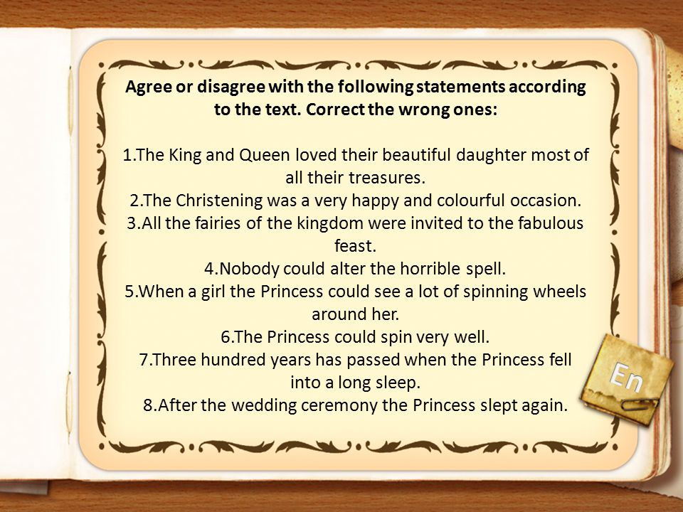 Choose the proper alternative to complete the following sentences according to the text: 1.The King and Queen were very happy and proud of their belov