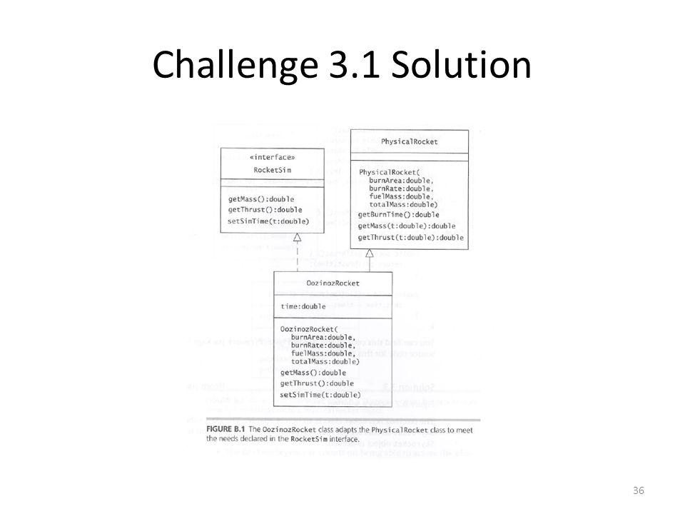 Challenge 3.1 Solution 36