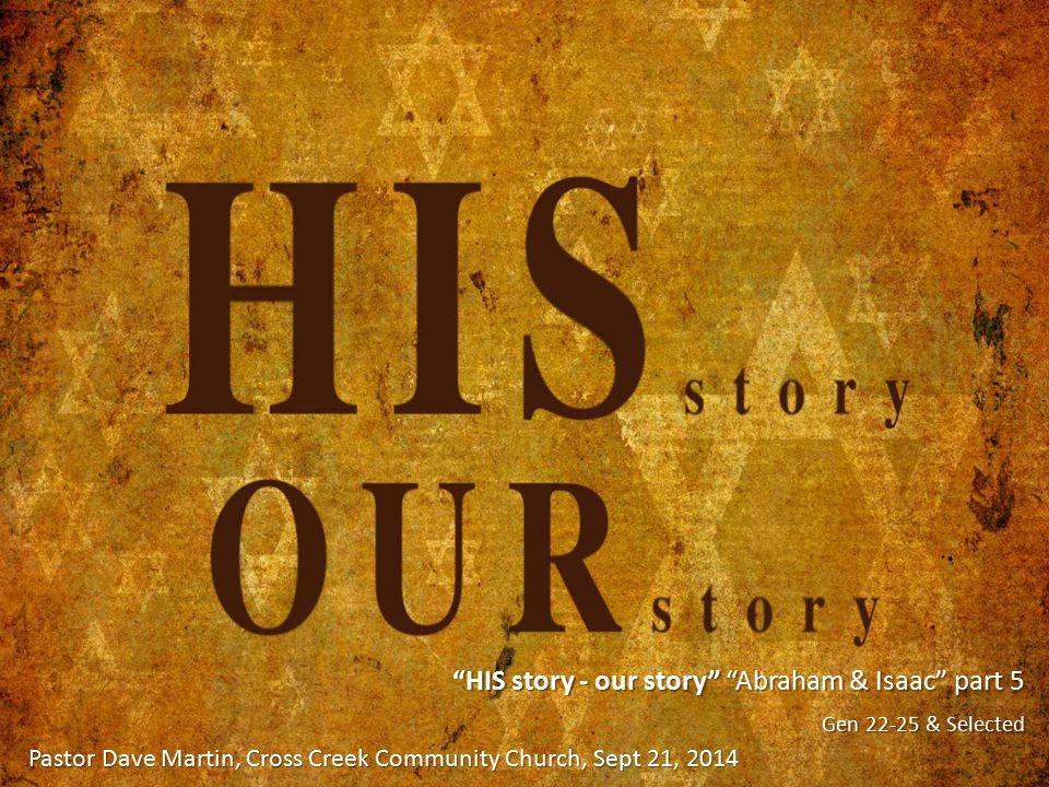 Hebrews 11:17-19 17 By faith Abraham, when God tested him, offered Isaac as a sacrifice.