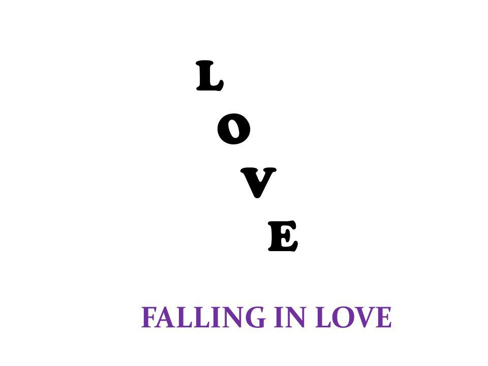 LOVELOVE FALLING IN LOVE