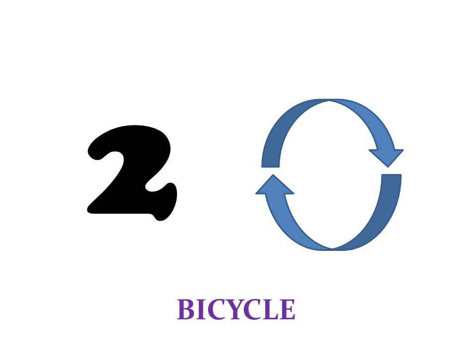 2 BICYCLE