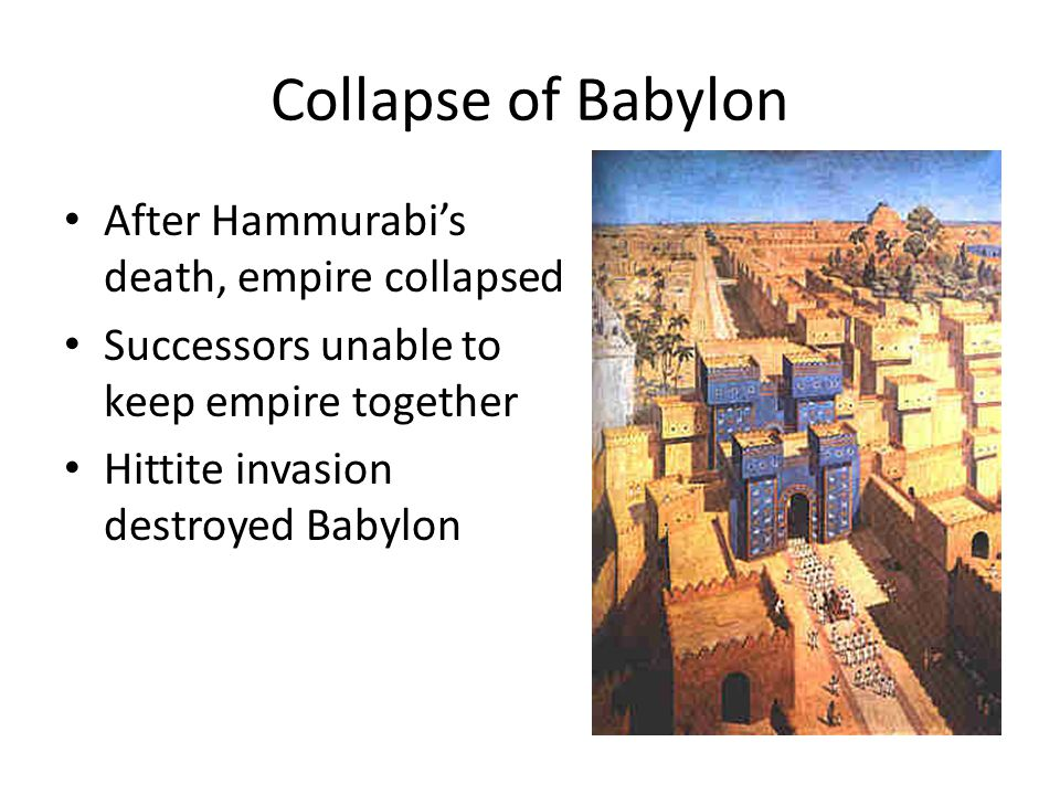 Babylonian Society Similar class system to Sumer with laws/punishments differing for each class Borrowed heavily from Sumerian culture and adopted cuneiform to their Semitic language