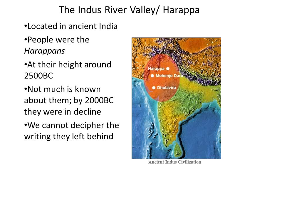 Ancient Civilizations: China and India