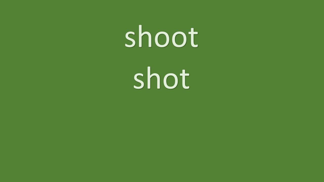 shoot shot