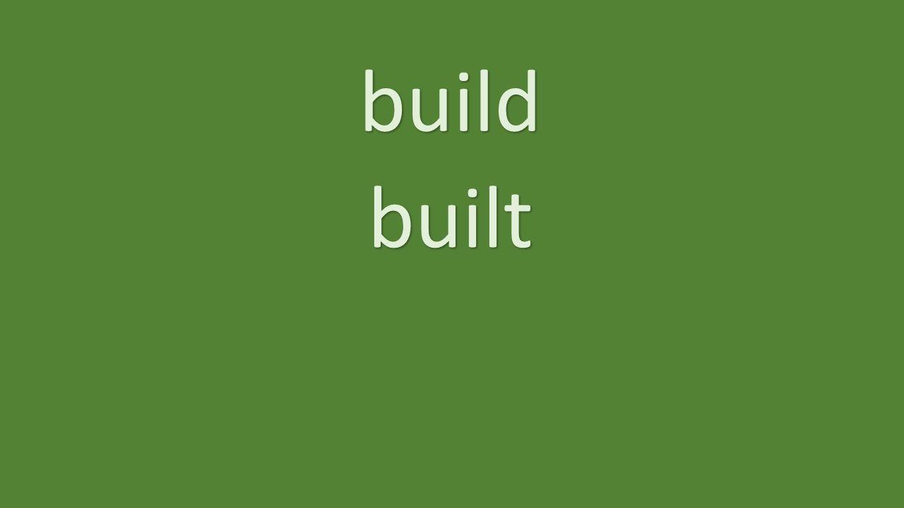 build built