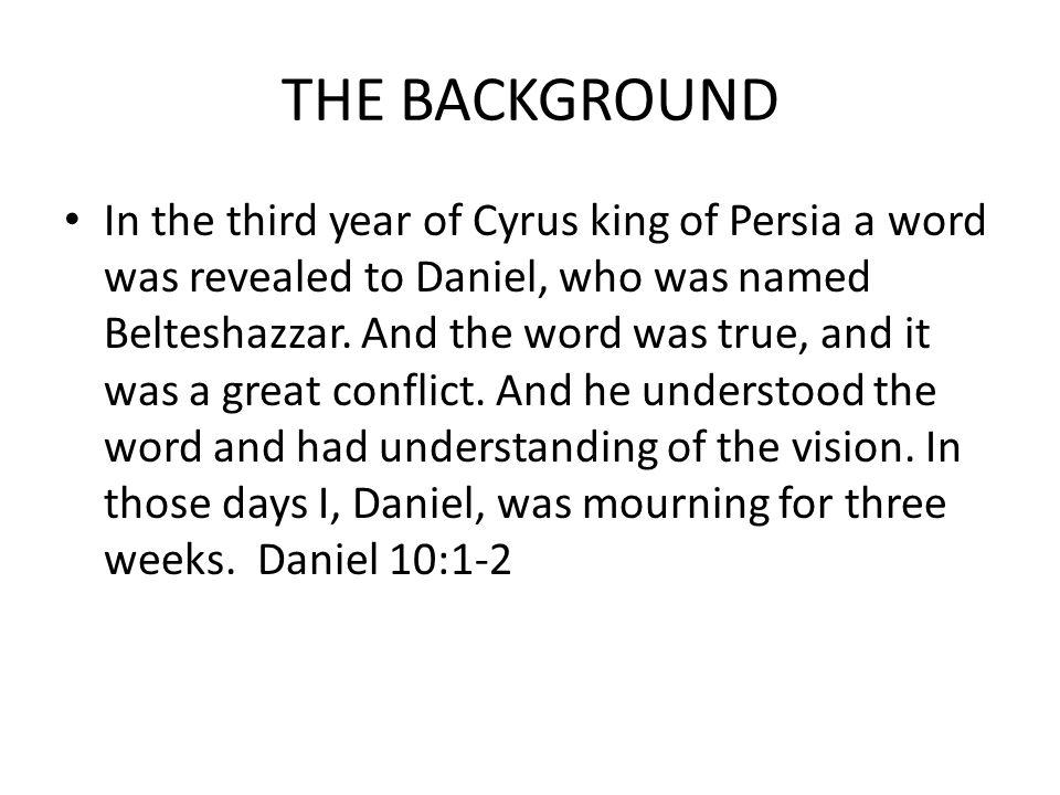 DANIEL 11 Persia; 11:2 Greece; 11:3-4 The North (Seleucids) vs.