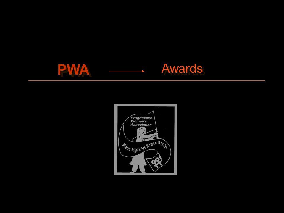 PWA Awards
