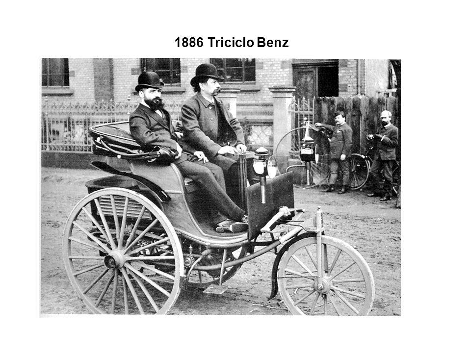 1886 Triciclo Benz
