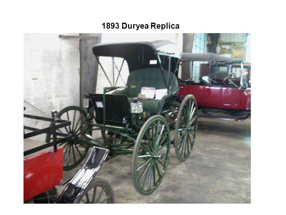 1893 Duryea Replica