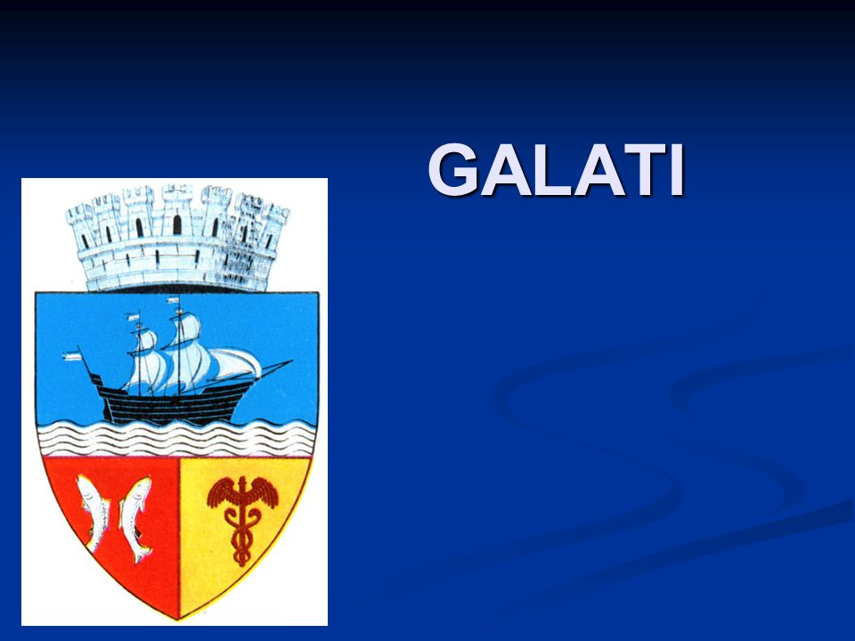 Galati is the capital of Galati County; Galati is the capital of Galati County; It is located in the Eastern Romania, and it is the 7 th largest city in our country.