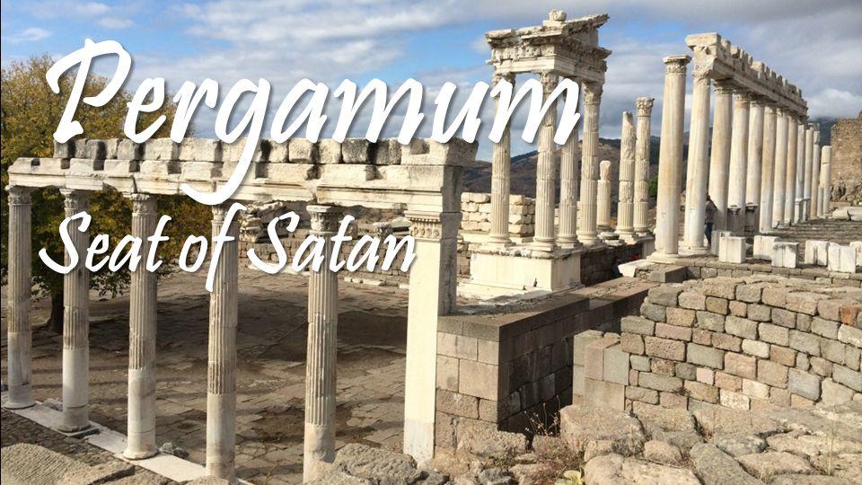 Pergamum Seat of Satan