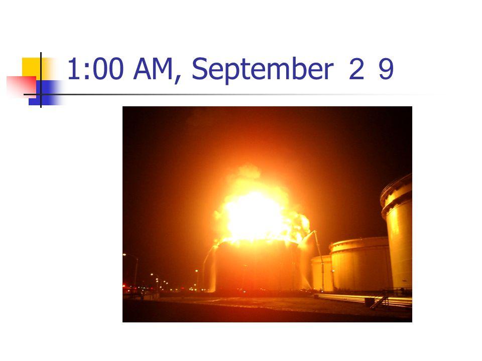 1:00 AM, September 29