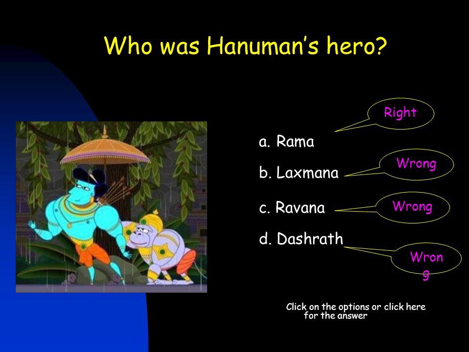 What day of Hanuman is celebrated on Hanuman Jayanti.