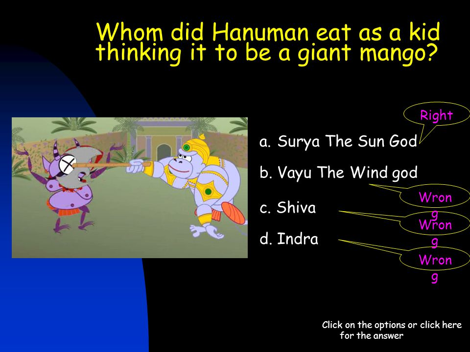 Which mountain did Hanuman carry which had the Sanjivani herb.