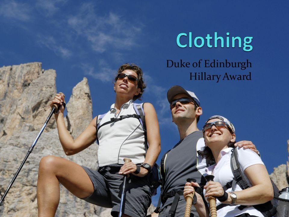 Duke of Edinburgh Hillary Award