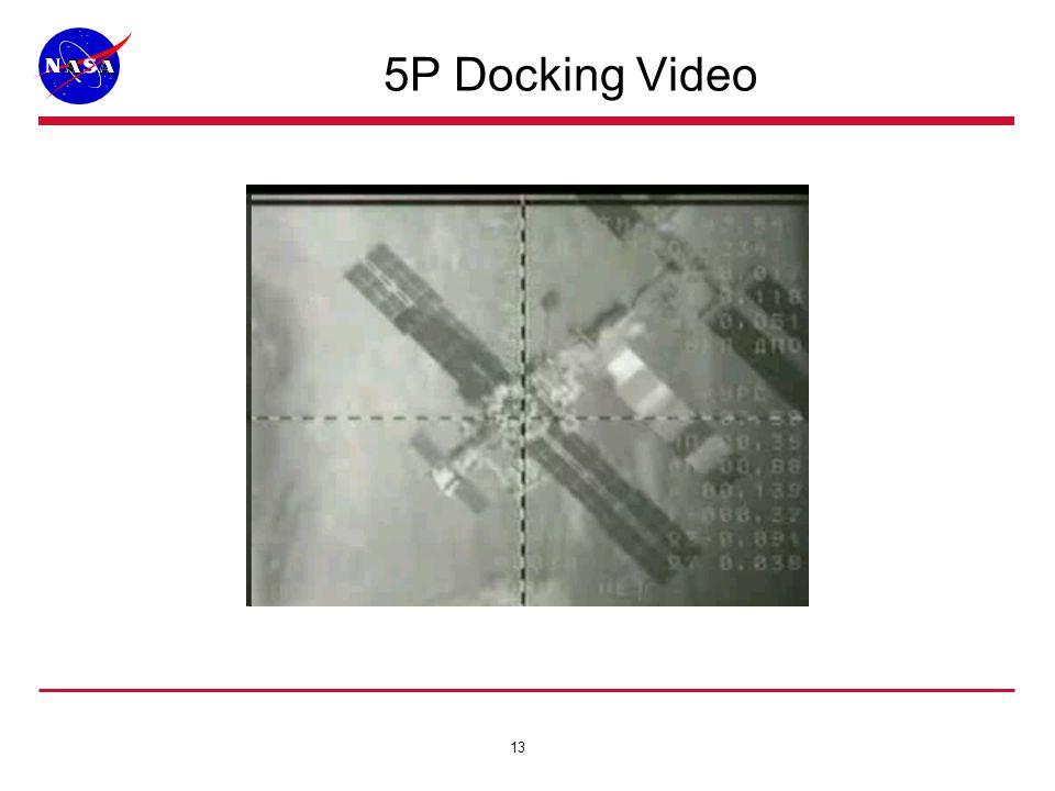 13 5P Docking Video