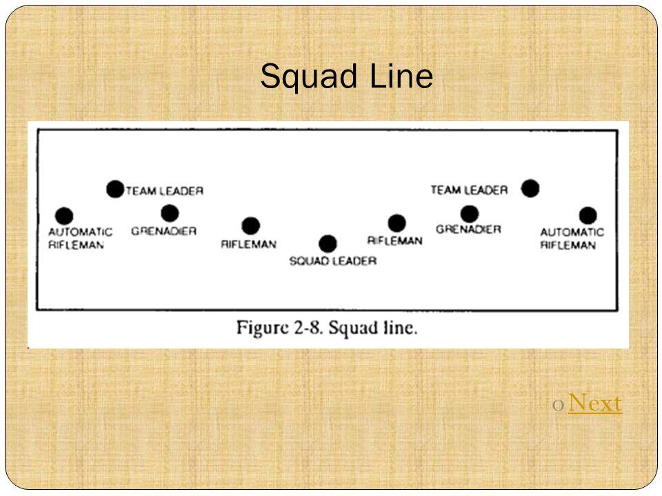 Squad Line oNextNext