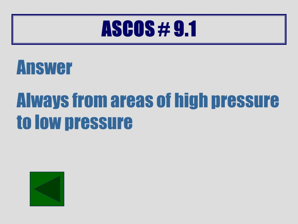 ASCOS # 9.1 Answer 1.3 g/cm 3 [D=m/v = 546 g/420 cm 3 = 1.3 g/cm 3 ]