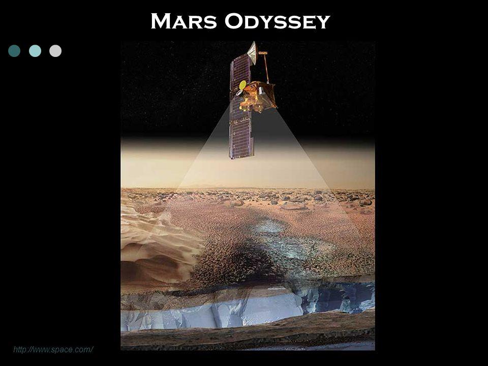 Mars Odyssey http://www.space.com/