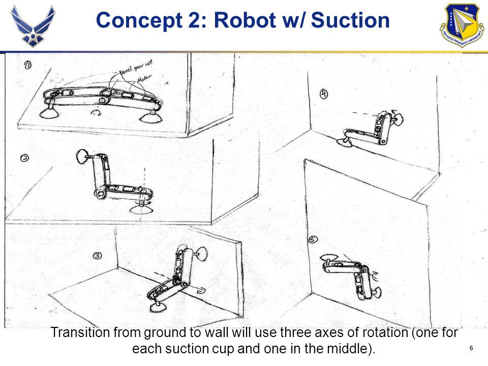 7 Concept 3: Suction Car