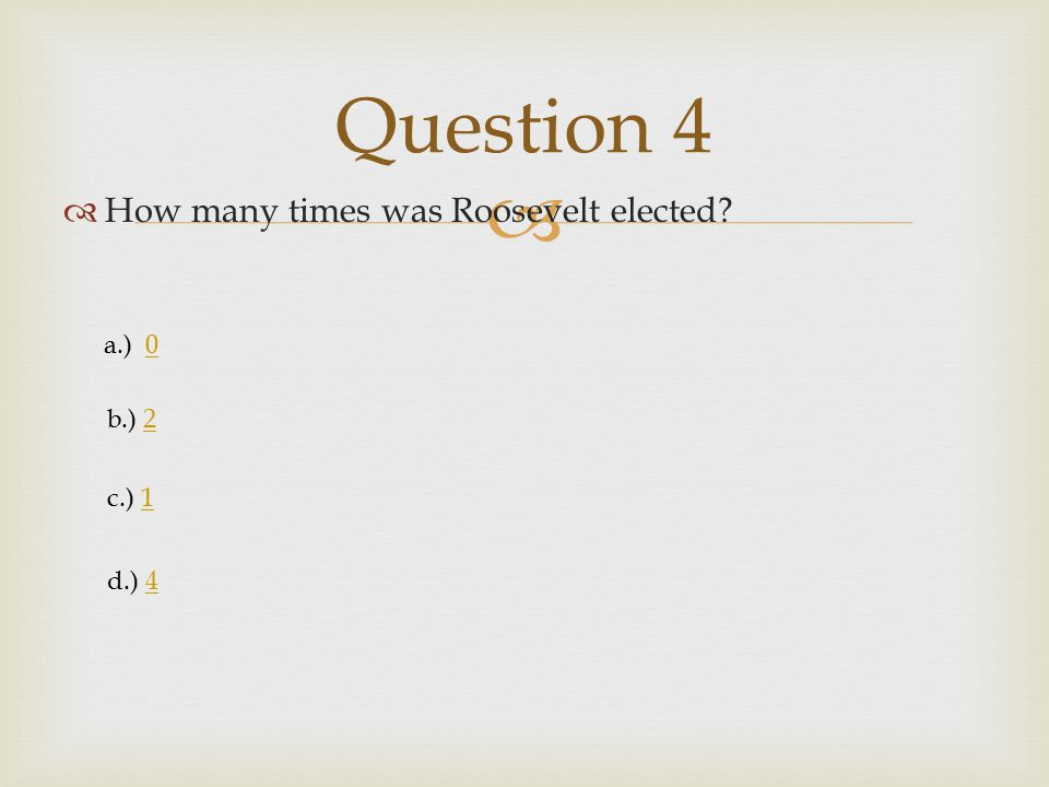   Continue to the next question Continue to the next question Hooray, you are correct!