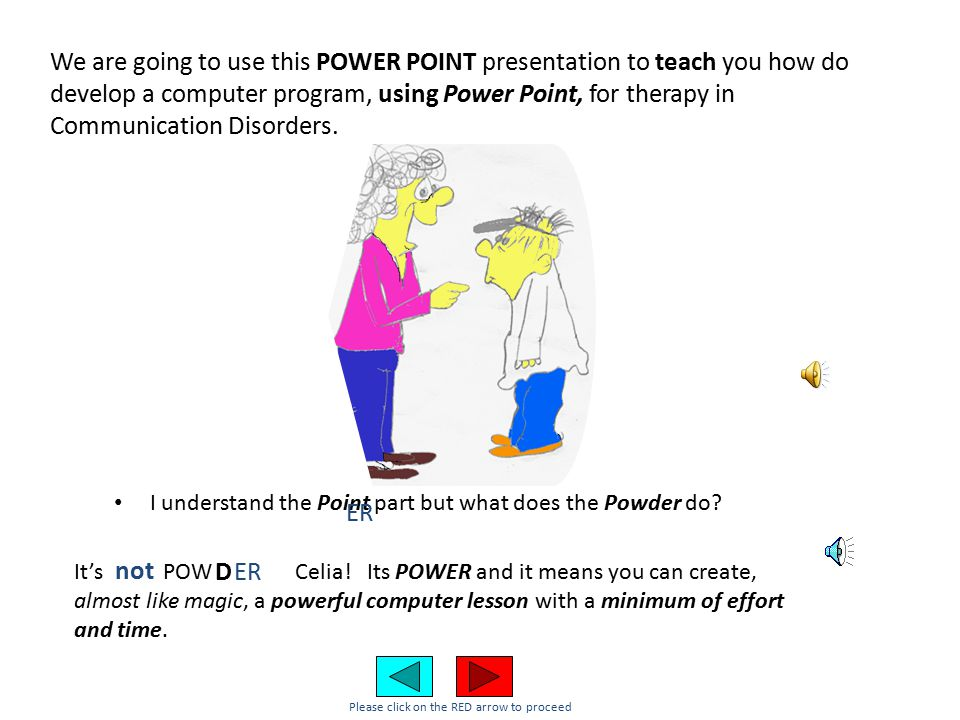 THE POINT OF POWER THERAPY Developing a Computer Therapy Program in POWER POINT (2007 PPT) Presented in Power Point with Dr.