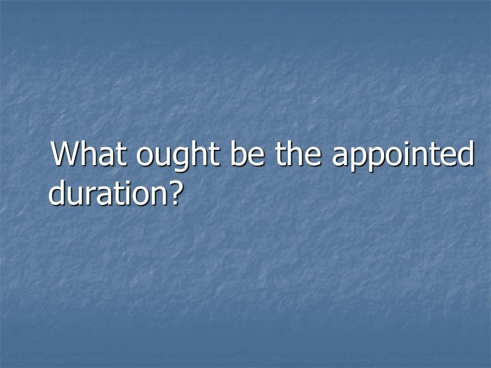 Who ought be the mediator? Who ought be the mediator?