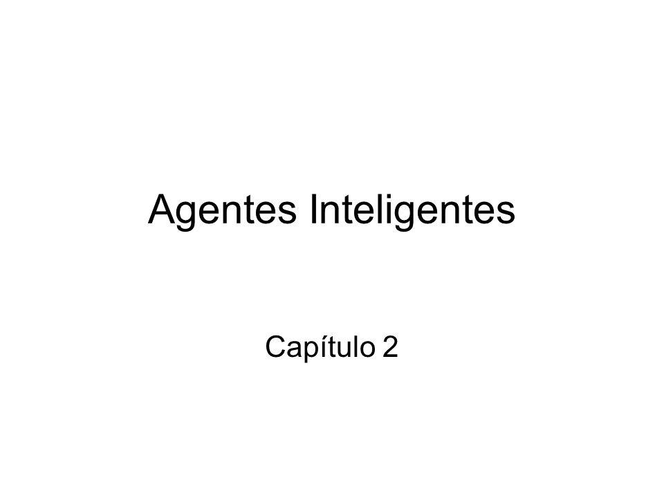 Agentes Inteligentes Capítulo 2