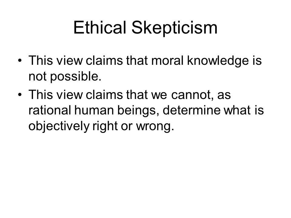 Relativism Species Relativism Descriptive Relativism Cultural Relativism Religious Relativism Individual Relativism