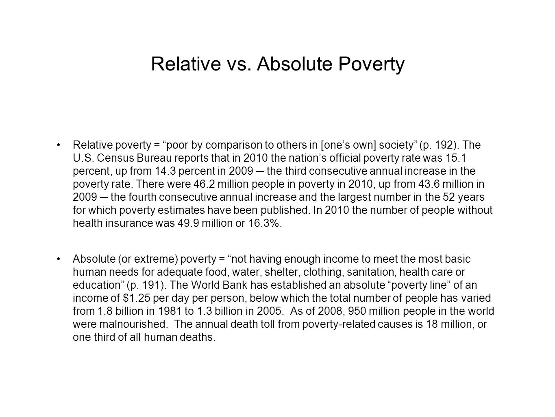 Relative vs.