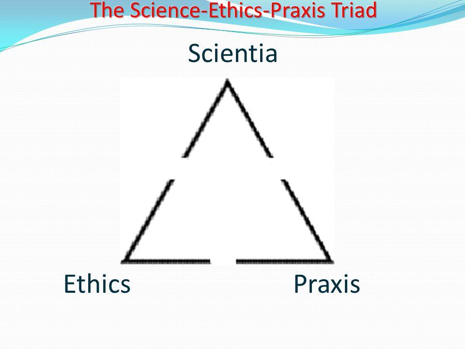 Scientia Ethics Praxis