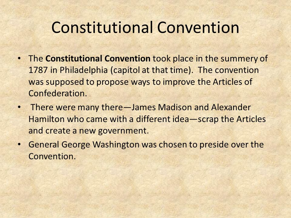 Fear of Strong Central Government Federalists: Supporters of Constitution with strong central Gov.