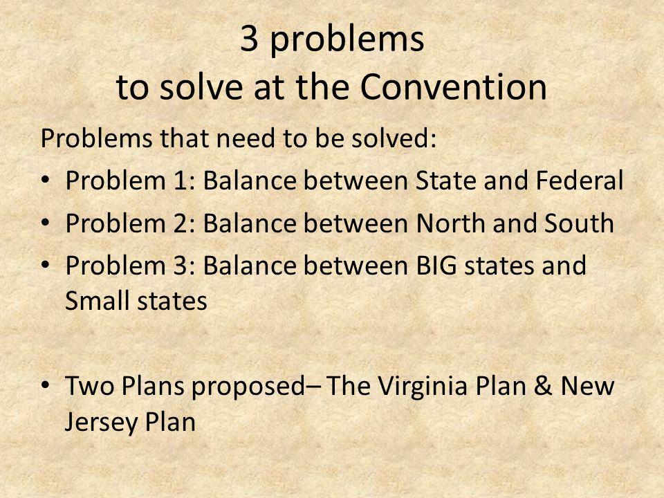 The Virginia Plan Gov.