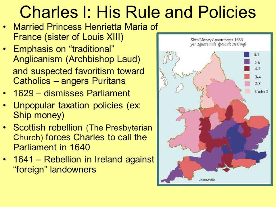 The English Civil War: In Summary