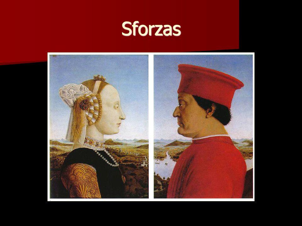 Sforzas