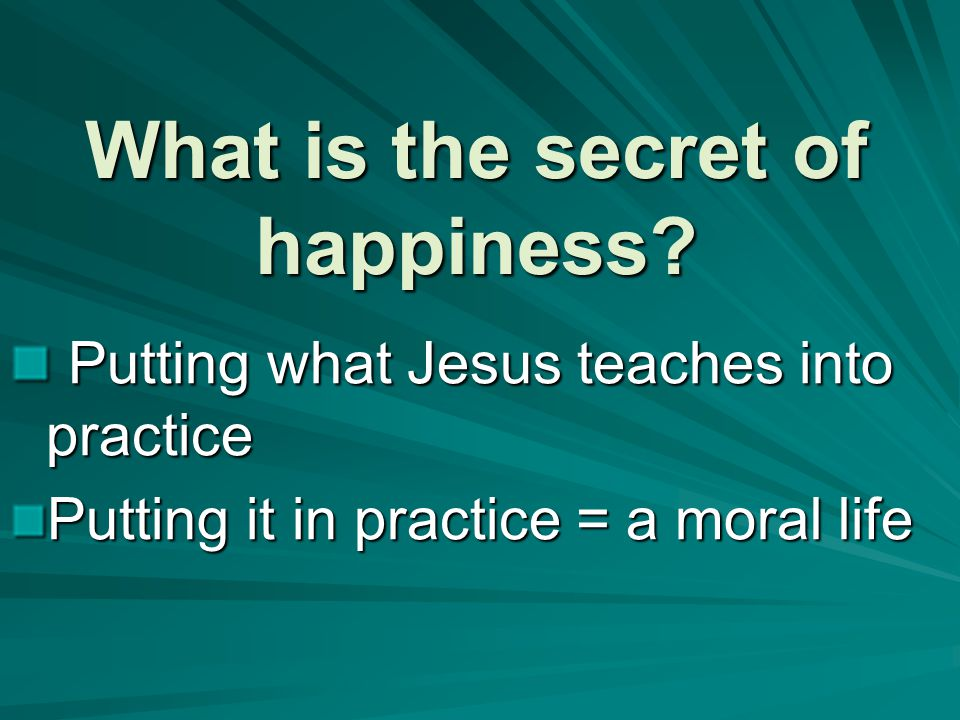 What is…  Moral  Amoral  Immoral
