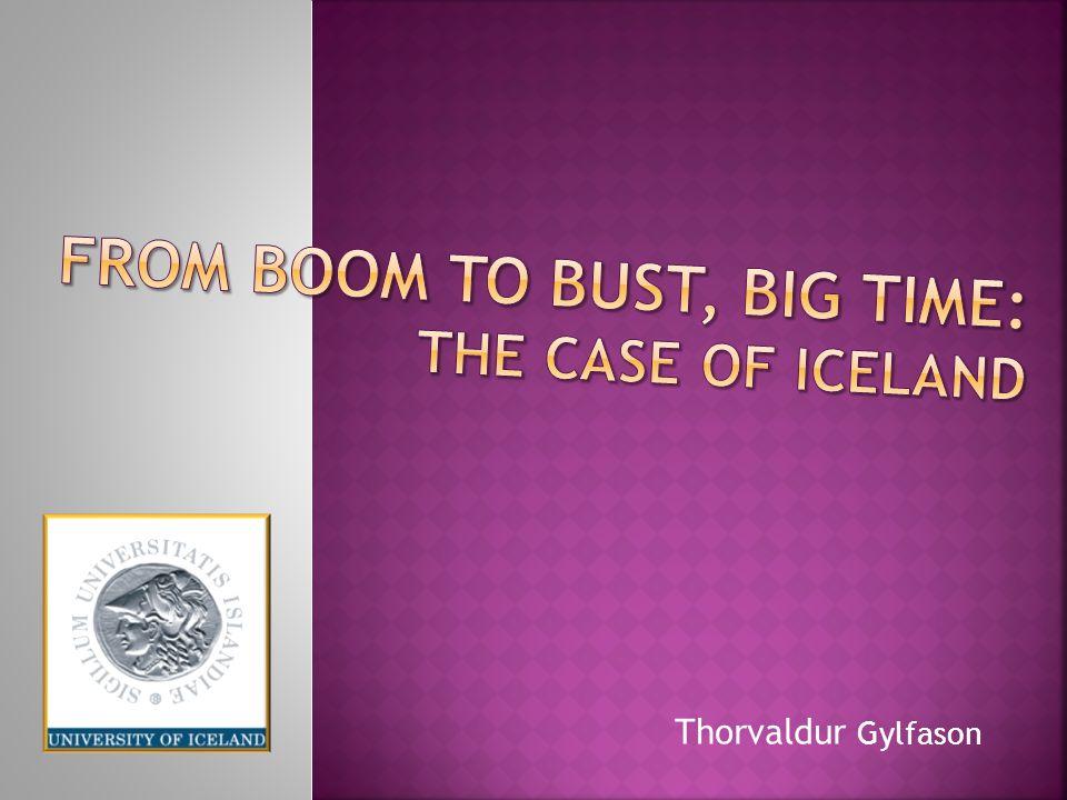 Thorvaldur Gylfason