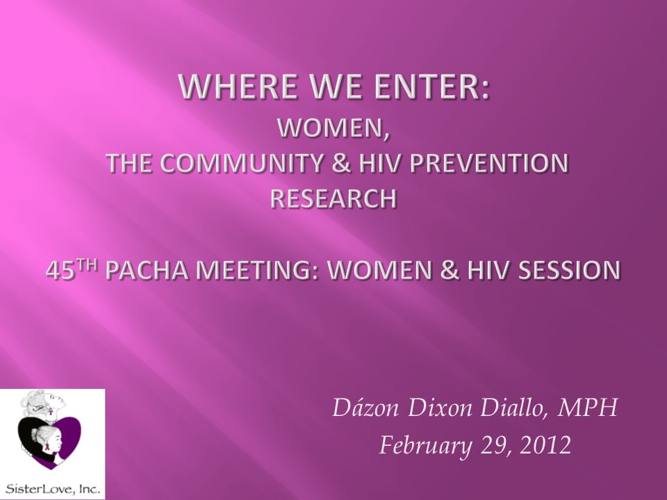 HIV Vaccine Research Educators & Volunteers