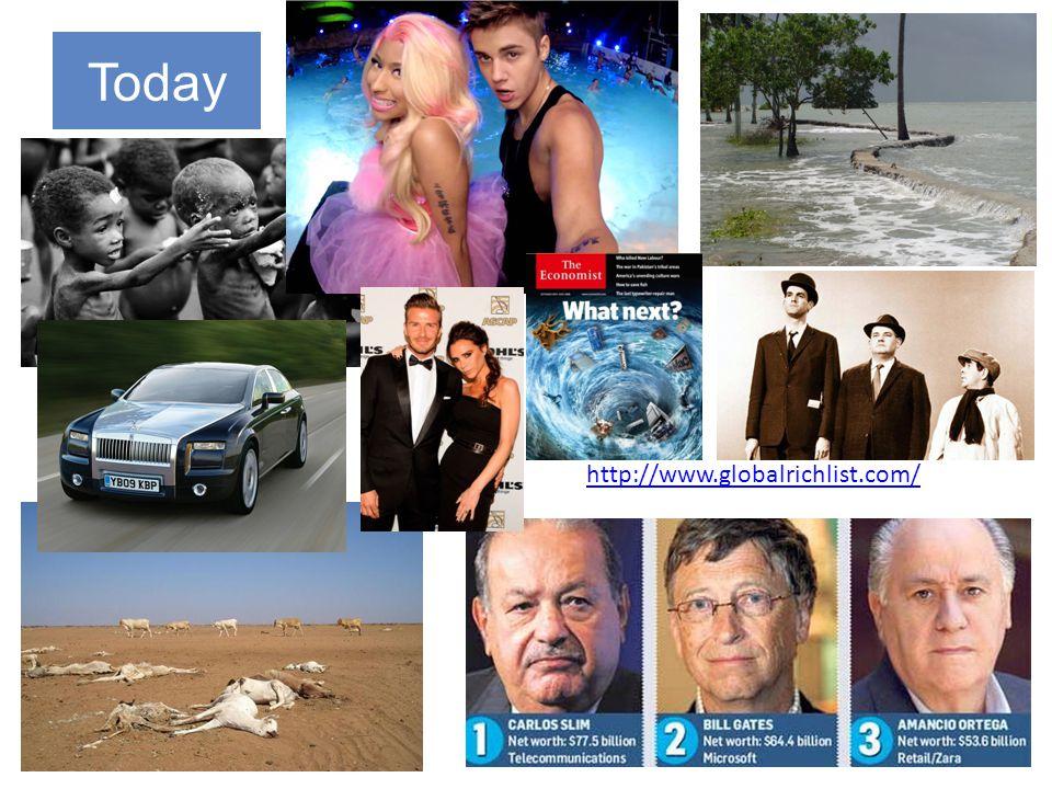 Today http://www.globalrichlist.com/