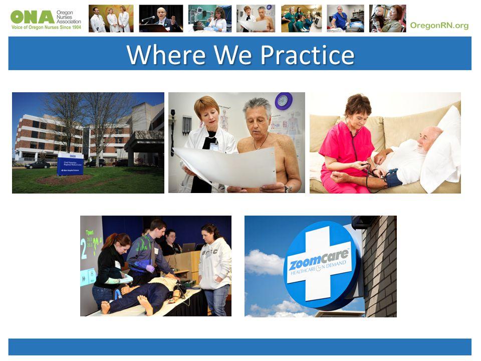 Where We Practice
