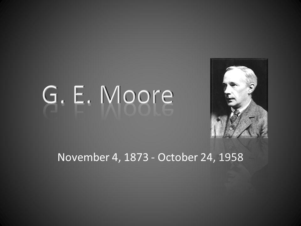 November 4, 1873 - October 24, 1958