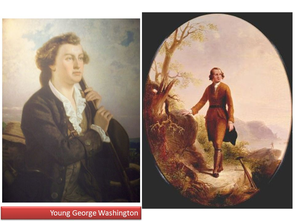 Young George Washington