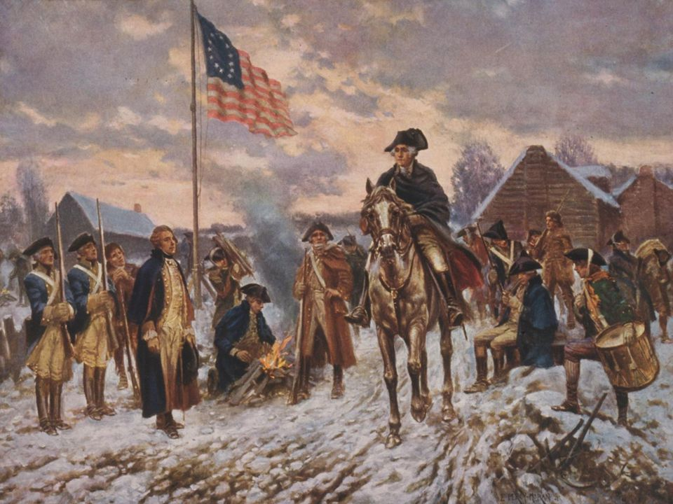 When the Second Continental Congress assembled in Philadelphia in May 1775, Washington, one of the Virginia delegates, was elected Commander in Chief of the Continental Army.