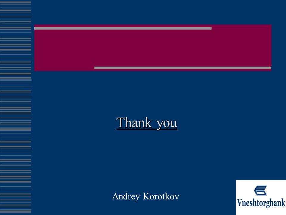 Thank you Andrey Korotkov