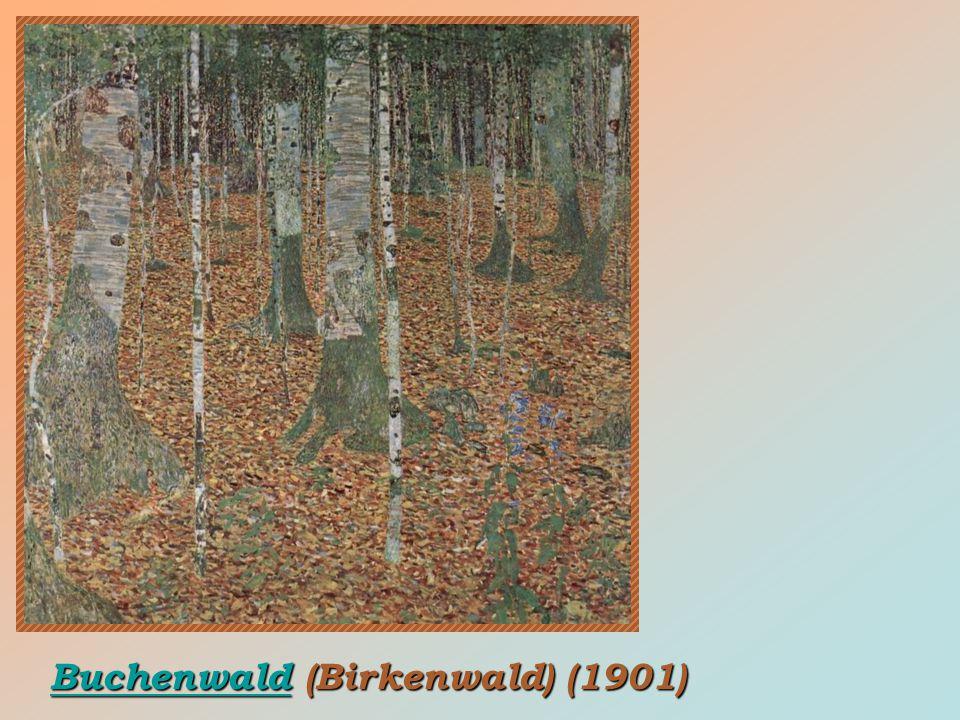 Portion of Klimt s painting Medicine