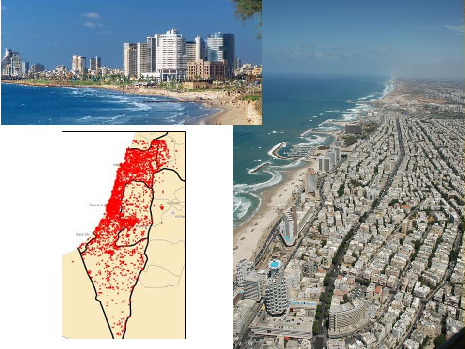Population of the Gaza Strip Rocket Attacks on Israel from the Gaza Strip